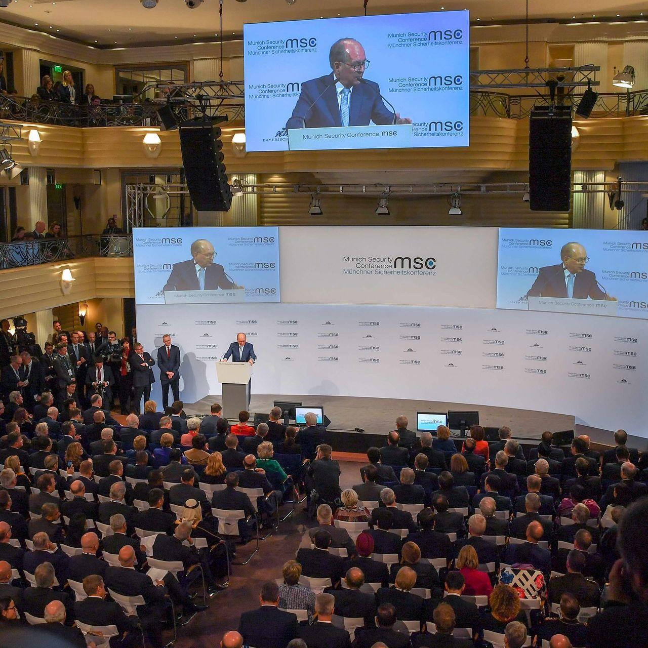 Қасым-Жомарт Тоқаев қауіпсіздік жөніндегі 56-шы Мюнхен конференциясының ресми ашылу рәсіміне қатысты