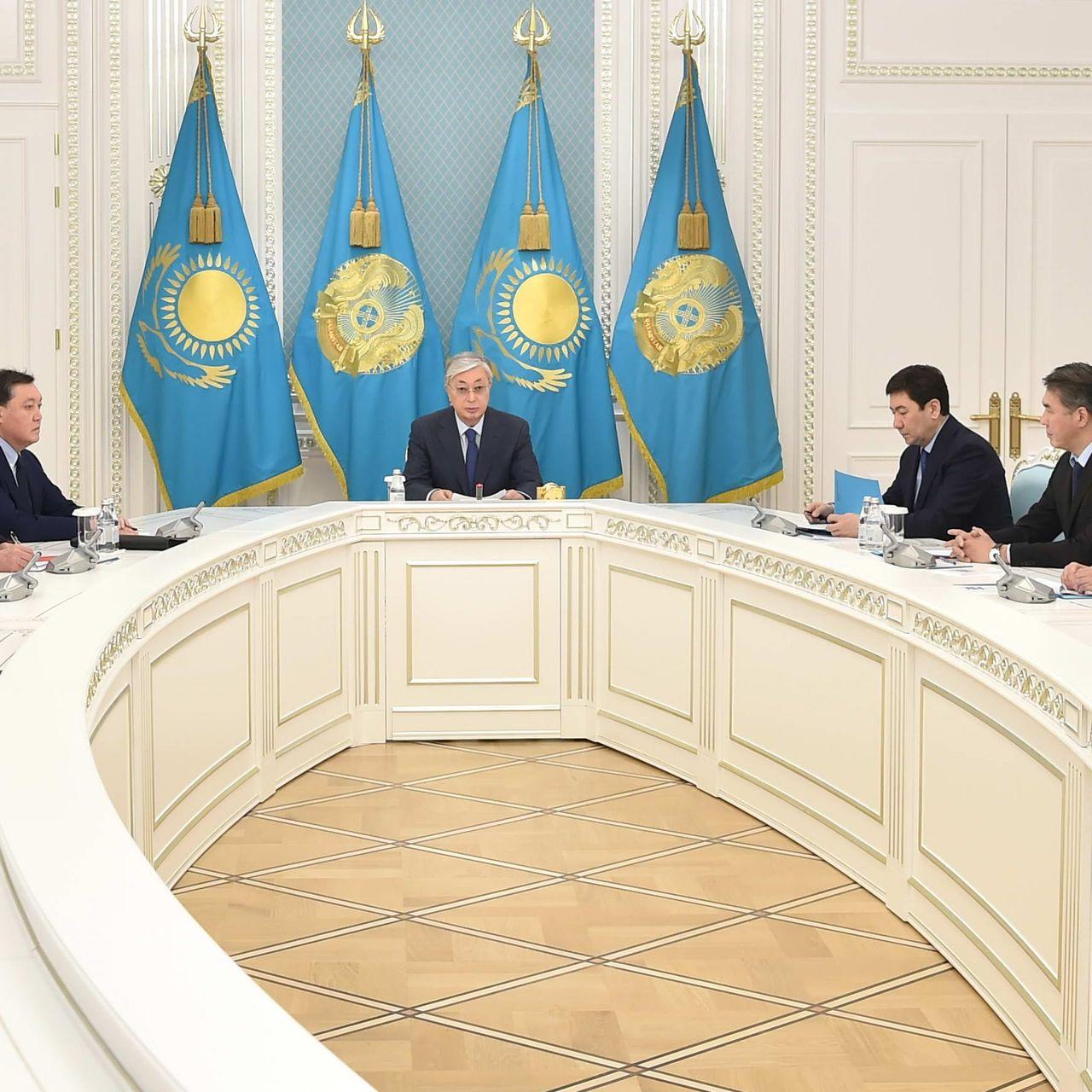 Мемлекет басшысы Қ.К. Тоқаевтың  Жамбыл облысындағы жағдайға байланысты мәлімдемесі