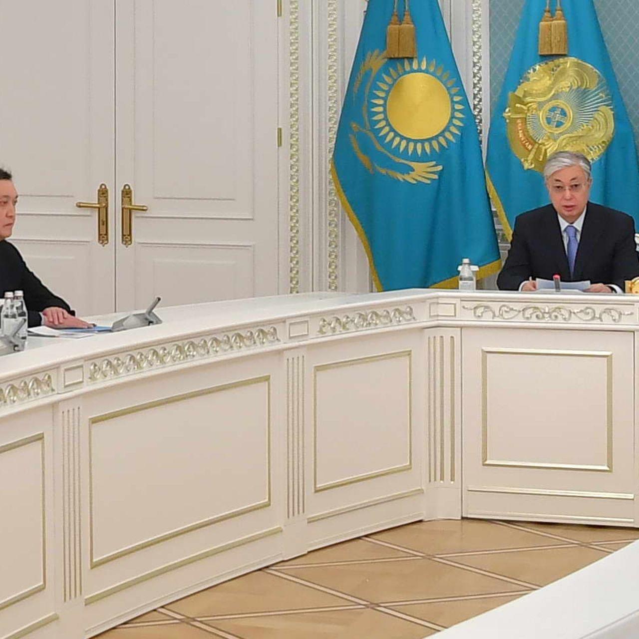 Қасым-Жомарт Тоқаев еліміздегі экономикалық ахуал жөнінде кеңес өткізді