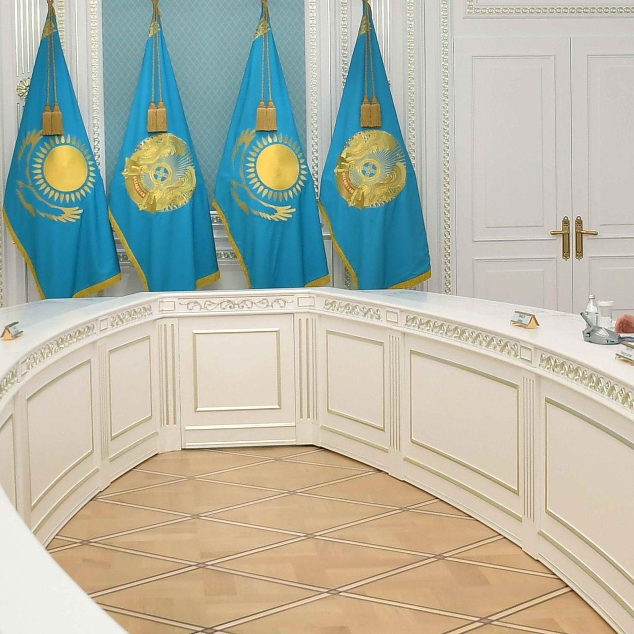 Мемлекет басшысы Еуропалық қайта құру және даму банкінің президенті Сума Чакрабартиді қабылдады