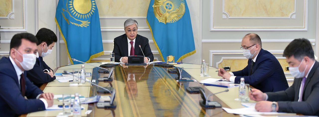 Мемлекет басшысы Ұлттық қоғамдық сенім кеңесінің үшінші отырысына қатысты