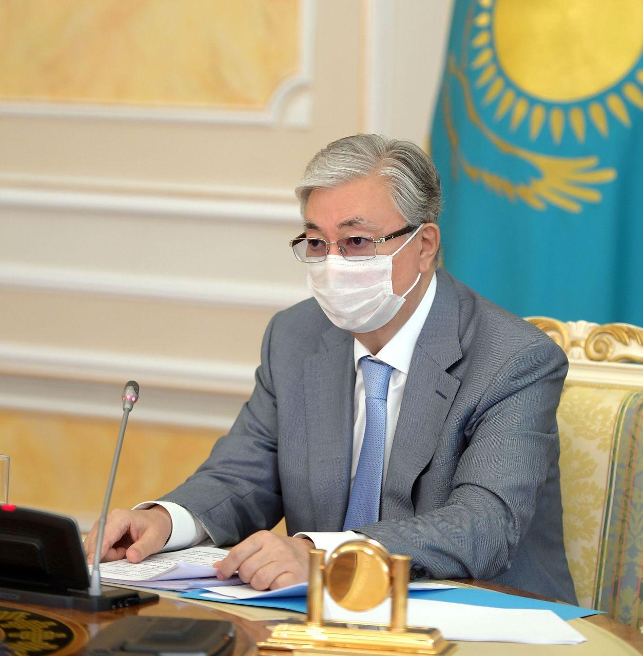 Мемлекет басшысы Қасым-Жомарт Тоқаевтың Үкіметтің кеңейтілген отырысында сөйлеген сөзі