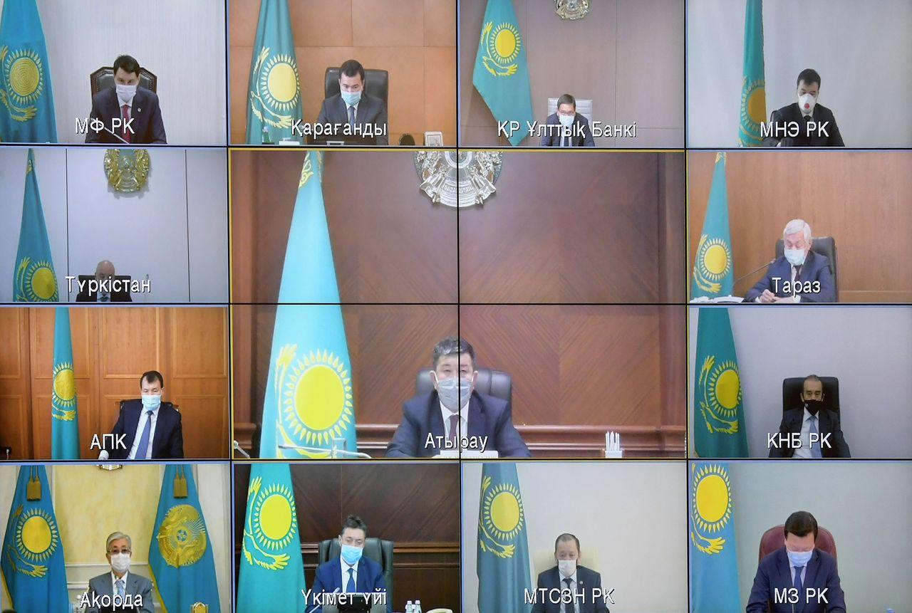 Глава государства провел расширенное заседание Правительства Республики Казахстан
