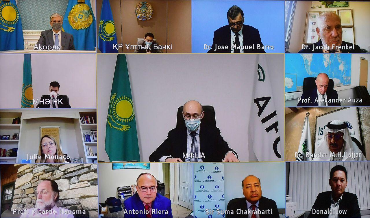 Мемлекет басшысы «Астана» халықаралық қаржы орталығы Басқару кеңесінің кеңейтілген отырысын өткізді