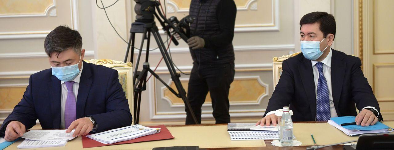 Қазақстан Президенті Үкіметтің кеңейтілген отырысын өткізді