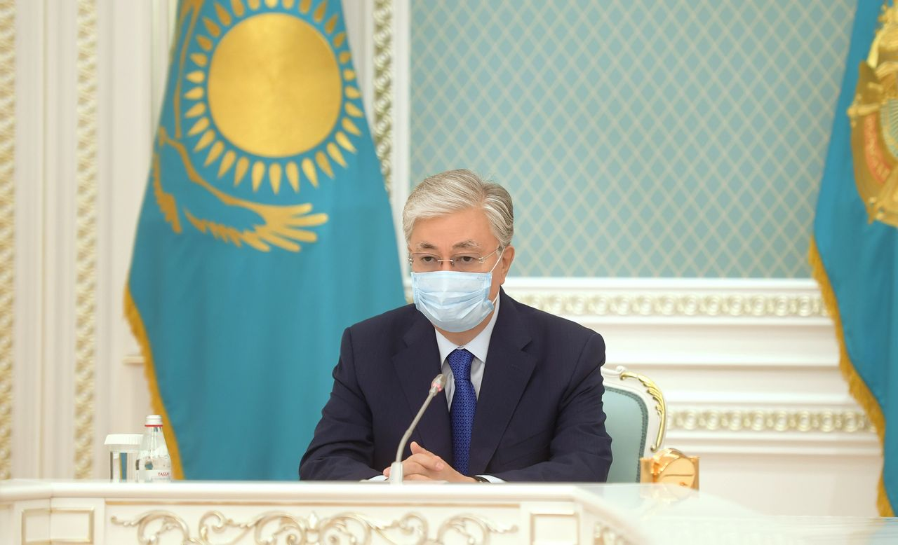Мемлекет басшысы «Астана» халықаралық қаржы орталығының Соты Төрағасының ант беру рәсіміне қатысты