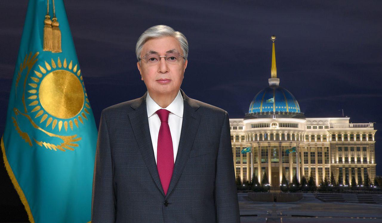 President Kassym-Jomart Tokayev's New Year's Eve Speech